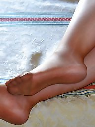 Feet, Nylon feet, Nylons feet