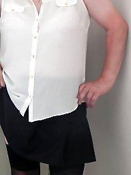 Mature dress, Dressed