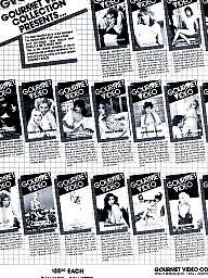 Magazine, Vintage hairy, Hairy vintage