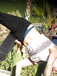 Yoga, Yoga pants, Thongs