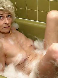 Granny, Granny stockings, Stockings mature, Grab