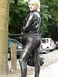 Latex, Leather, Milf