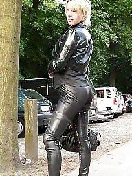 Latex, Leather, Milf