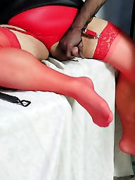 Sissy, Toys, Toy, Stocking sex