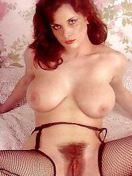 Busty, Hairy vintage