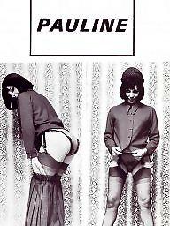 Stripper, Hairy babe, Magazine, Vintage hairy