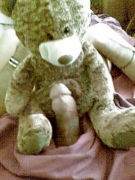 Toys, Toy, Bear, Toying