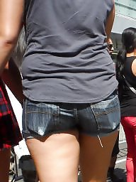 Jeans, Butts, Shorts, Short, Short shorts, Butt