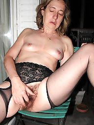 Hairy milf, Masturbation, Milf hairy, Masturbating
