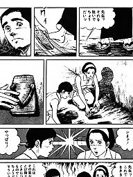 Comic, Comics, Boys, Japanese cartoon, Boy cartoon, Cartoon comics