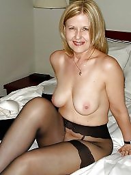 Mommy, Show, Mature love, Showing tits