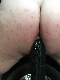 Gape, Dicks, Gaping, Anal toy, Dick