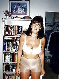 Pantyhose, Stockings, A bra