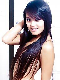Asian teen, Pretty