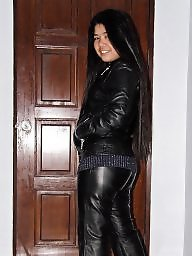 Latex, Leather, Pvc, Boots, Mature porn, Boot