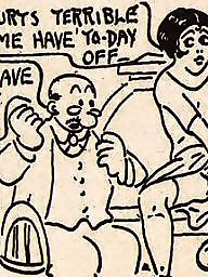 Cartoons, Comix, Vintage cartoons, Vintage amateur