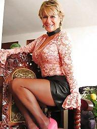 Mature stockings, Stocking, Stocking milf, Stocking mature, Slutty