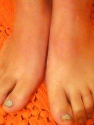 Feet, Sexy, Amateur feet
