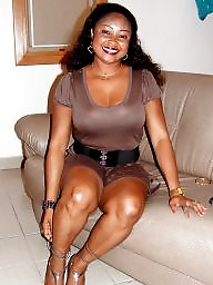 British, Ebony milf, Black milf