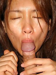 Asian blowjob, Amateur asian