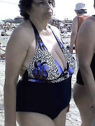 Mature beach, Beach mature, Beach, Mature boob, Big boobs mature