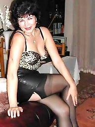 Mature stocking, Sexy stockings