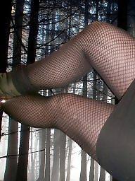 Nylon, Nylons, Nylon stockings, Forest