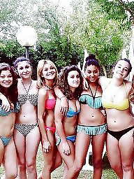 Italian, Bikinis, Teen bikini