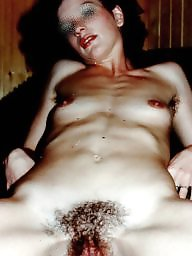 Vintage hairy, Shaved, Shaving