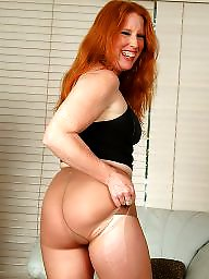 Fur, Hairy, Natural, Show, Red, Redheads