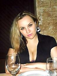 Russian, Busty, Busty russian, Russian boobs, Woman