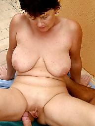 Saggy, Granny, Granny boobs, Saggy mature, Big granny, Mature big boobs