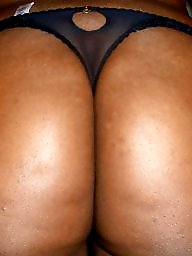 Ebony ass, Amateurs