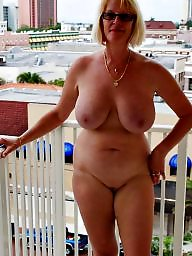 Mature beach, Vacation, Mature boobs, Beach mature