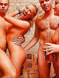 Party, Nude, Mature nude, Mature group, Mature fuck, Mature sex