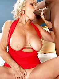 Interracial, Black granny, Mature interracial, Cock, Black mature, Black cock