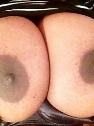 Ebony, Ebony tits