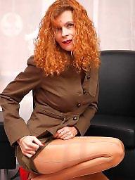 Pantyhose, Pantyhose upskirt, Older, Upskirt pantyhose, Upskirt stockings