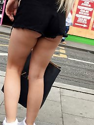 Shorts, Short, Irish, Teen voyeur