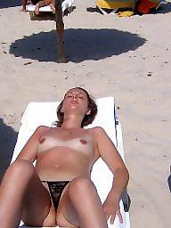 Nude beach, Topless, Nude