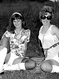 Lady, Vintage panties, Pantie, Vintage bdsm