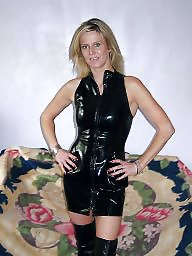 Latex, Mature, Leather, Pvc, Mature milf, Mature amateur