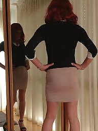 Sissy, Stockings, Secretary