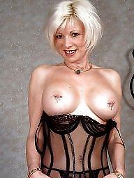 Mature femdom, Nipple, Femdom mature, Mature nipples