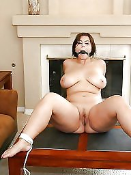 Gagged, Bound, Gagging, Bounded