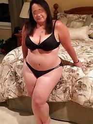 Panties, A bra