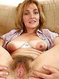 Hairy, Milf tits