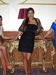 Italian, Italian amateur, Teen stockings, Teen amateur