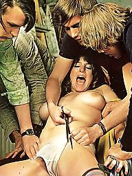 Orgy, Magazine, Vintage hairy, Perverted, Vintage blowjobs, Pervert