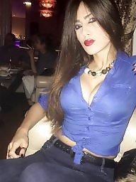 Sabrina, Brunette amateur